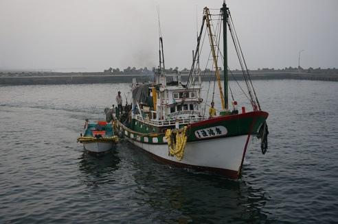 B母船與子船