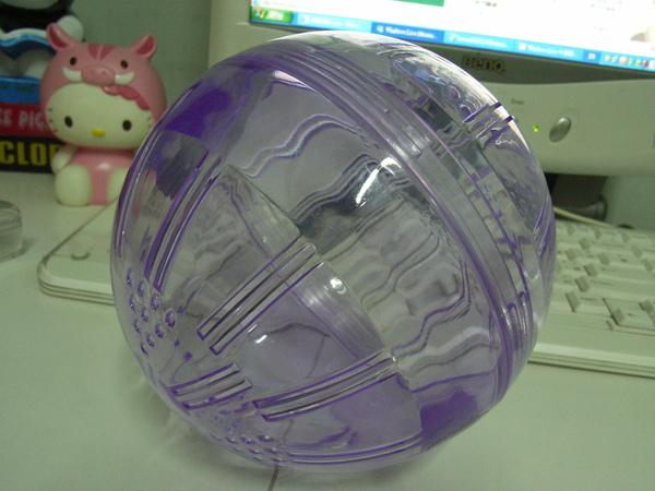 鼠球..放出來時可以運動一下