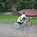 騎腳踏車也很舒服