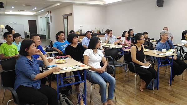 吉隆坡飯分同學會