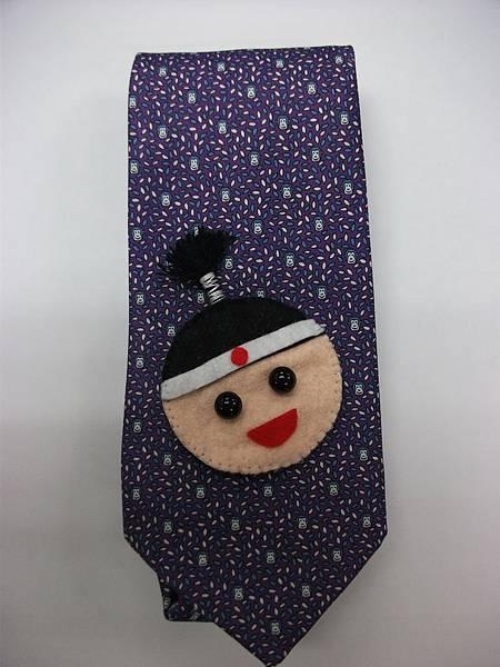 桃太郎領帶