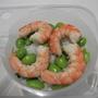 還有顏色好看又好吃的蝦子