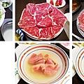 台北,鍋膳,去骨牛小排鍋、沙朗牛肉鍋,96分!