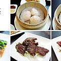 台北,廣山居,粵菜港點吃到飽,85分。