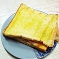 高雄,岡山,新源發,烤土司,85分。