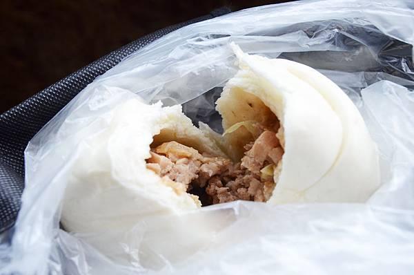 台東,金花軒-卑南包仔店,筍丁肉包,85分。