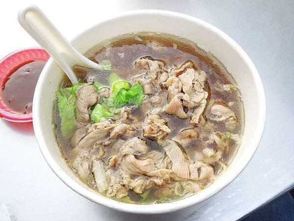 宜蘭,羅東夜市,羊舖子,當歸羊肉湯,85分。