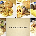 台北,N.Y.BAGELS(內湖店),85分。