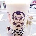 台北,陳三鼎,黑糖粉圓鮮奶,95分!