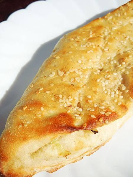 台北,金華碳烤燒餅(原金華街燒餅店),碳烤老麵燒餅,90分!