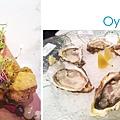 台北,生蠔吧 Oyster Bar,全壘打生蠔盤,90分!