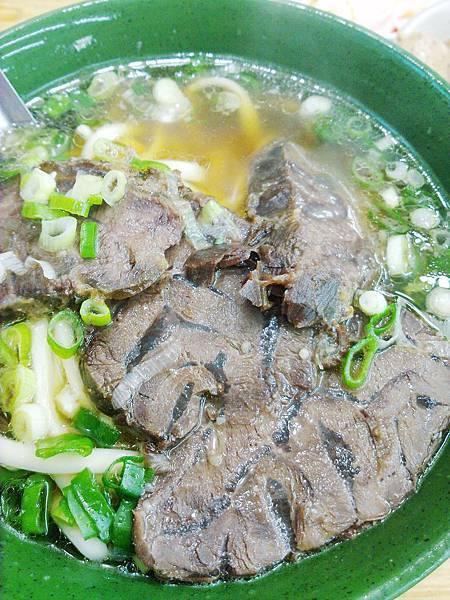 台北,林東芳牛肉麵,牛肉麵,85分。