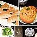 台北,泰喜歡,月亮蝦餅、咖哩南瓜牛肉、蝦醬空心菜,95分!