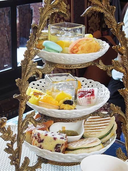 南投,清境,老英格蘭莊園,英式下午茶,85分。