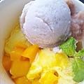 台北,美福食集 Corner cafe,手工冰淇淋,90分!