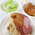台中,山河滷肉飯,85分。