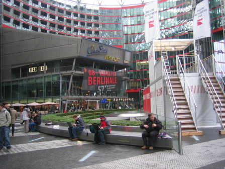 berlinale sony center