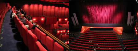 berlinale palast kinosaal