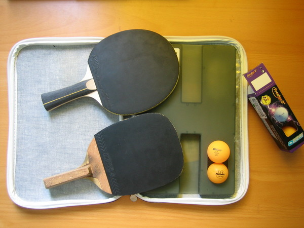 ping pong schlaeger