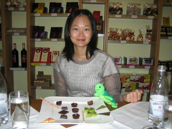 turti & schokolade