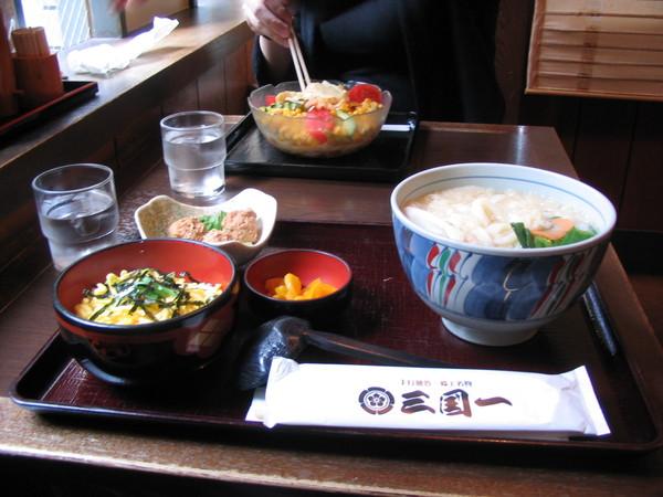 070420新宿「三國」的中餐