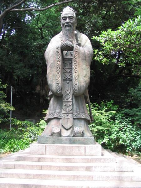 070513-湯島聖堂 孔像