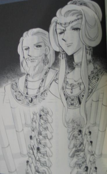 外傳小說第二集插圖4