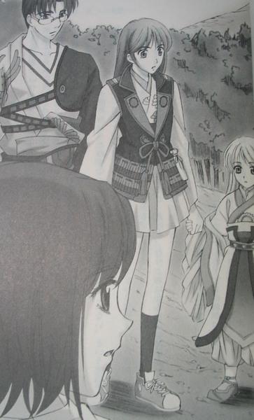 紅之月文庫版小說插圖-02