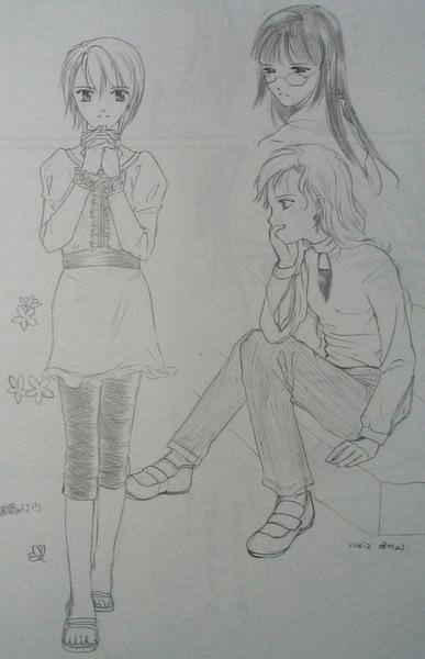主題:花之美少女