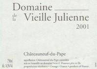 Domaine de la Vieille Julienne Chateauneuf du Pape Cuvee Reservee.jpg