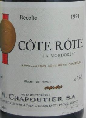M. Chapoutier Cote-Rotie La Mordoree.jpg