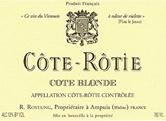 Rene Rostaing Cote Rotie Cote Blonde.jpg