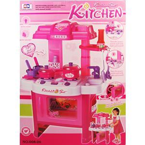 《Beauty Kitchen》聲光音樂豪華廚房組