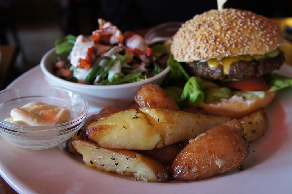 Vlaanderen hamburger