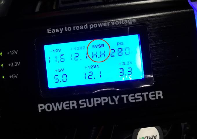 電源檢測器