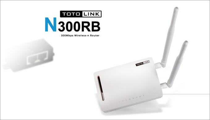 TOTOLINK-N300RB