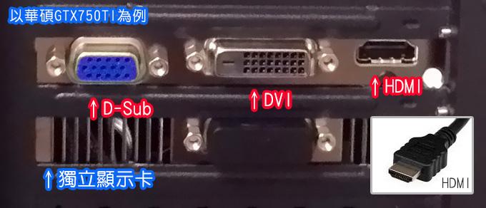 華碩GTX750TI