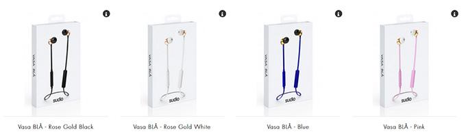 VASA-藍牙耳機-(入耳式)