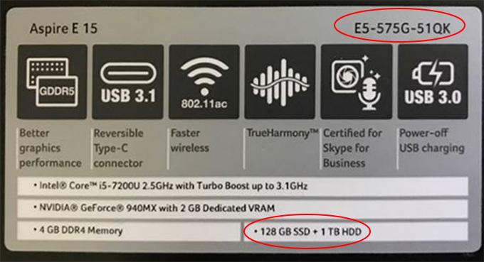 E5-575G
