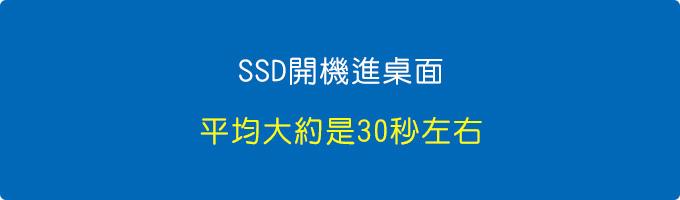 SSD開機進桌面.jpg