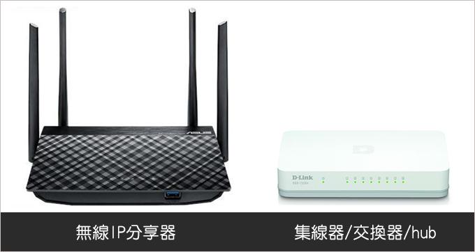 無線網路IP分享器/集線器Hub.png