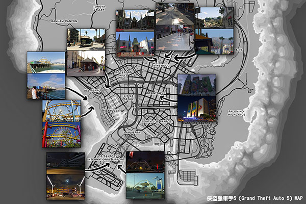 GTA5-map