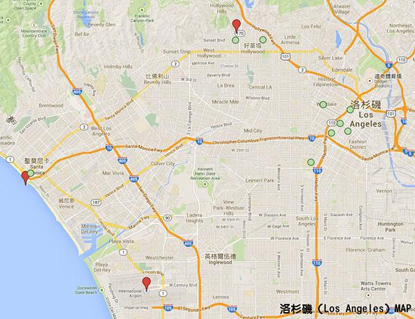 洛杉磯 Los Angeles