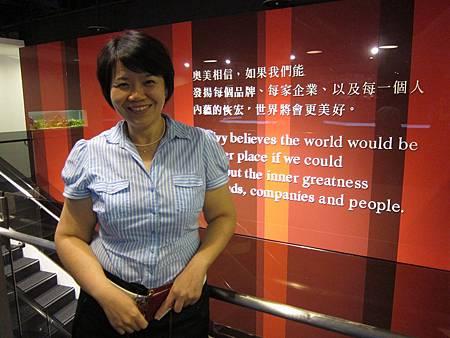 奧美公關鄭淑芬(Tammy Cheng) 升任副總經理