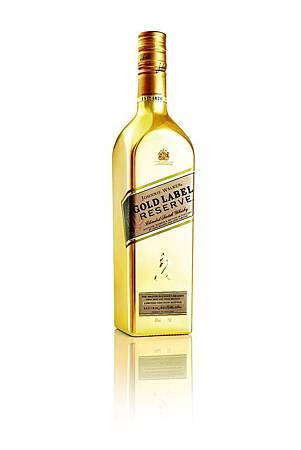 JOHNNIE WALKER金牌珍藏蘇格蘭威士忌 璀璨金時限定版 - 單瓶