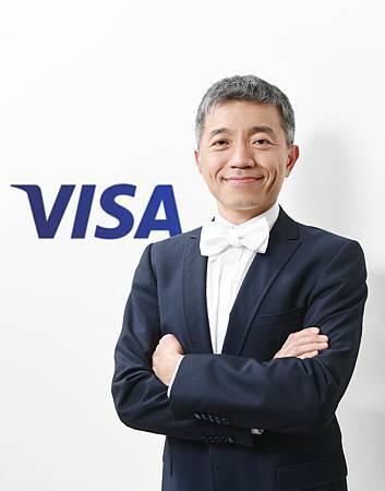 【新聞照片3】Visa創新產品技術總監陳志銘先生說明Visa創新支付方案遵循Visa的三大原則:安全、便利及開放。.jpg
