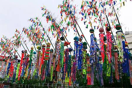 圖2:平塚七夕祭以豪華和精緻的裝飾而聞名.jpg
