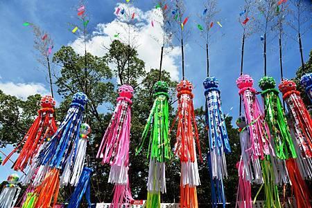 圖4: 今年61周年的一宮七夕祭以紡織工業聞名.jpg