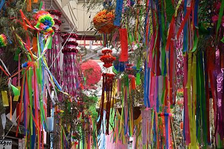 圖6:位於東京都內的阿佐谷七夕祭每年都受到觀光客的喜愛.jpg