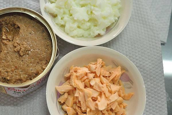 鮭魚蛋白餐